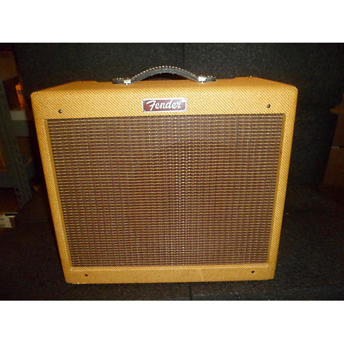 Fender Blues Junior NOS 15W 1x12 Tube Guitar Combo Amp-thumbnail