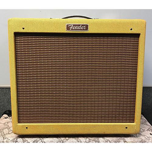 Fender Blues Junior Tweed Relic Tube Guitar Combo Amp-thumbnail