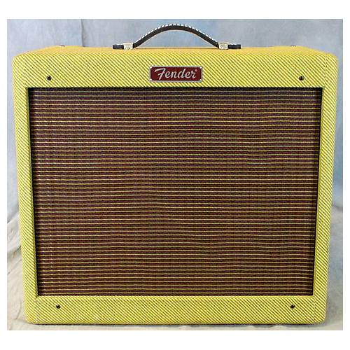 Fender Blues Junior Tweed Tube Guitar Combo Amp