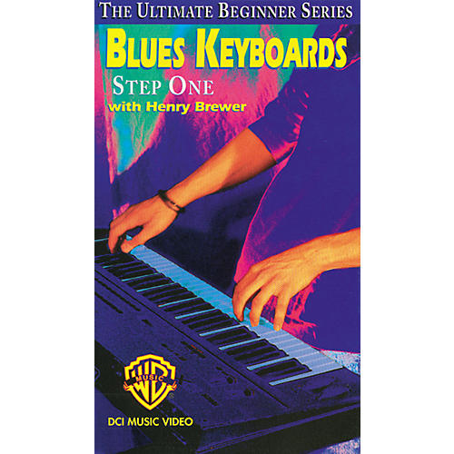 Alfred Blues Keyboards Step One Video