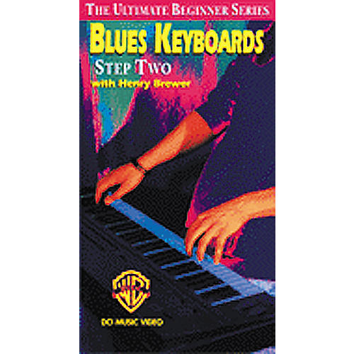 Alfred Blues Keyboards Step Two Video-thumbnail