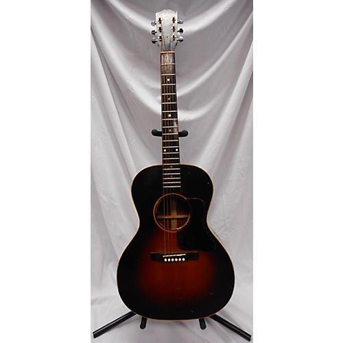 used gibson blues king acoustic guitar guitar center. Black Bedroom Furniture Sets. Home Design Ideas