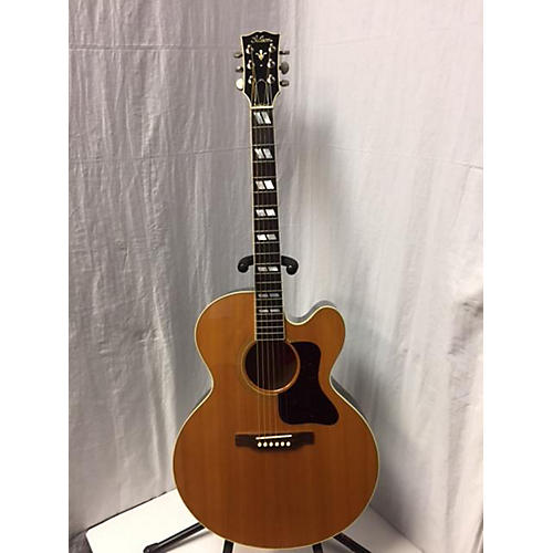 Gibson Blues King Electro Acoustic Electric Guitar-thumbnail