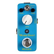 Mooer Blues Mood, Classic Blues Overdrive Guitar Effects Pedal