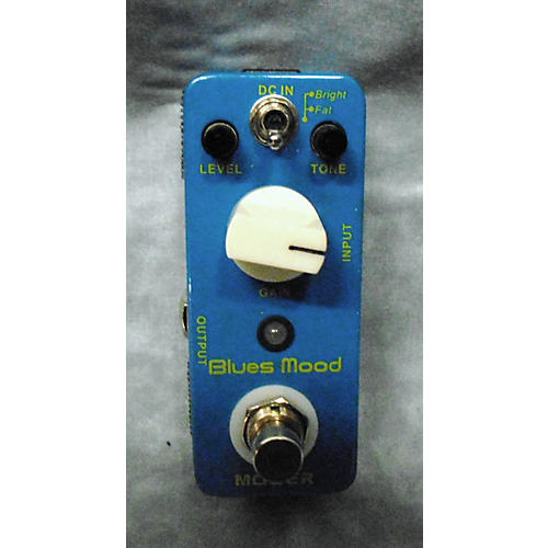 Mooer Blues Mood Effect Pedal-thumbnail