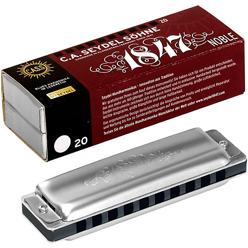 SEYDEL Blues Noble 1847 Harmonica