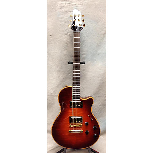 In Store Used Blues Queen Solid Body Electric Guitar-thumbnail