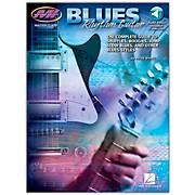 Hal Leonard Blues Rhythm Guitar - MI Series Book/CD