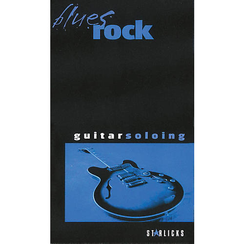 Hal Leonard Blues Rock Guitar Soloing Video-thumbnail