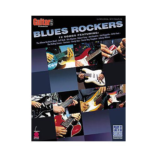 Cherry Lane Blues Rockers Book