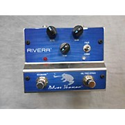 Rivera Blues Shaman Overdrive Effect Pedal