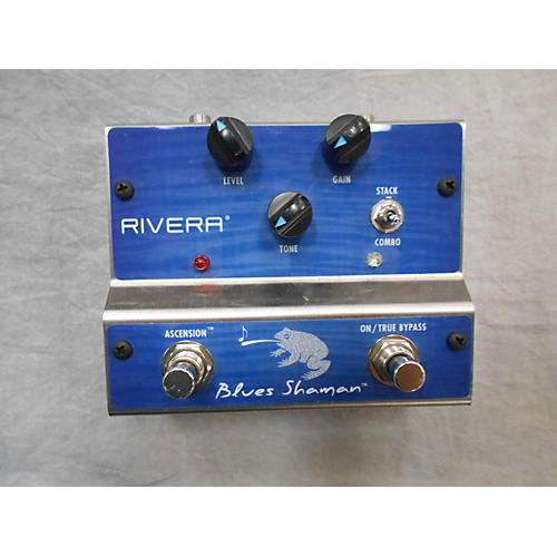 Rivera Blues Shaman Overdrive Effect Pedal