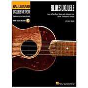 Hal Leonard Blues Ukulele Method - Book/CD