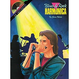Hal Leonard Blues and Rock Harmonica Book/CD by Hal Leonard