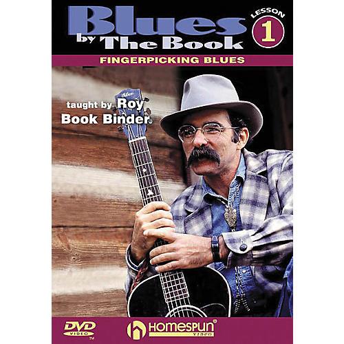Homespun Blues by the Book 1 (DVD)