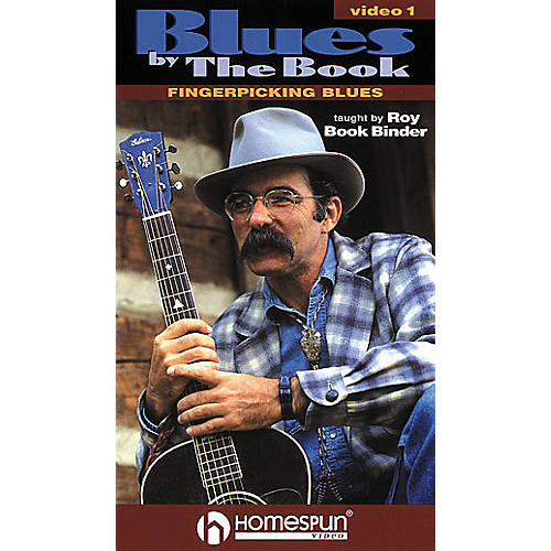 Homespun Blues by the Book 1 (VHS)-thumbnail