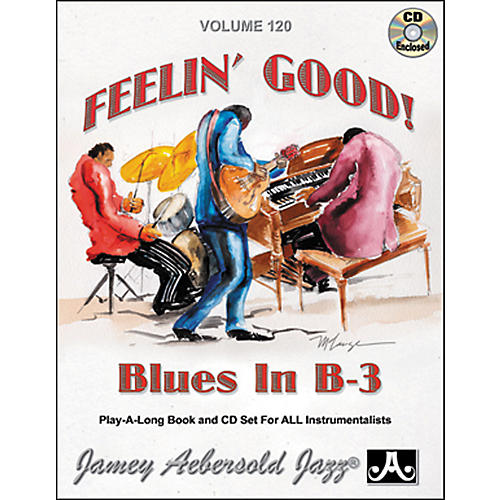 Jamey Aebersold Blues in B-3-thumbnail