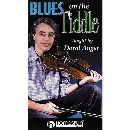 Homespun Blues on the Fiddle (VHS)-thumbnail