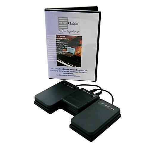 AirTurn Bluetooth BT-105 + 2 FS-5 and MusicReader PDF 4 Software