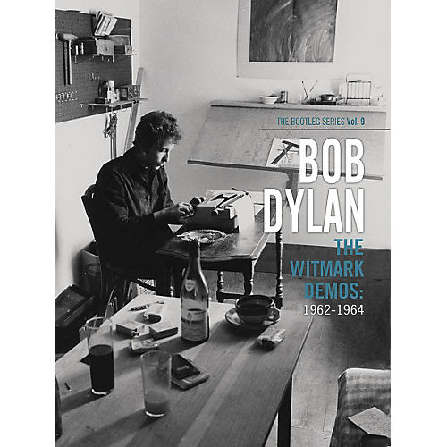 Music Sales Bob Dylan - The Witmark Demos-thumbnail