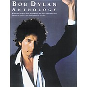 Music Sales Bob Dylan Anthology