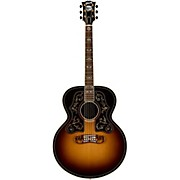 Gibson Bob Dylan Autographed SJ-200 Collector's Edition Acoustic Guitar