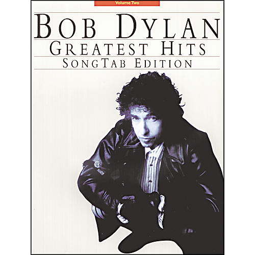 Music Sales Bob Dylan Greatest Hits Guitar Chord Songbook