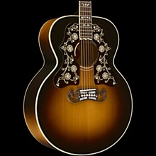 Gibson Bob Dylan SJ-200 Player's Edition Acoustic-Electric Vintage Sunburst