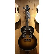 Gibson Bob Dylan SJ200 Players Edition Acoustic Electric Guitar