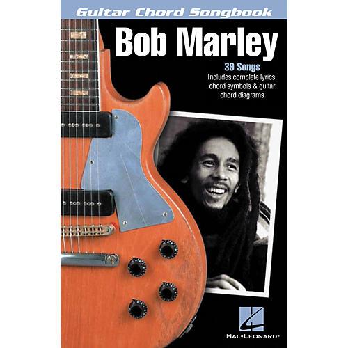 Hal Leonard Bob Marley - Guitar Chord Songbook-thumbnail