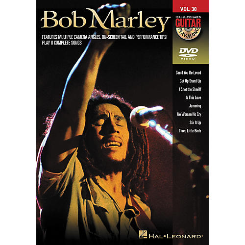 Hal Leonard Bob Marley - Guitar Play-Along DVD Volume 30-thumbnail