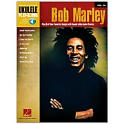 Hal Leonard Bob Marley - Ukulele Play-Along Vol. 26 Book/CD