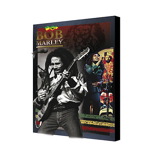 Ace Framing Bob Marley 3D Framed Poster-thumbnail