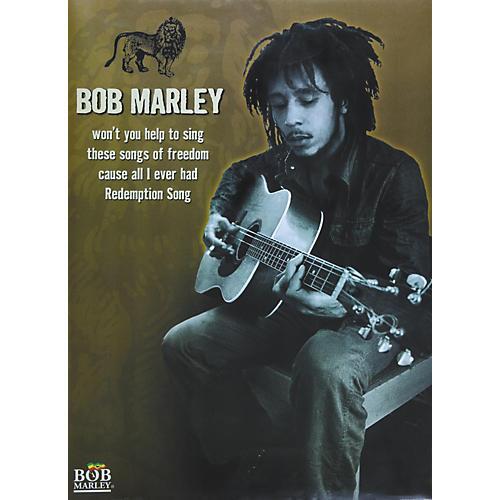 The Card Cafe Bob Marley Poster-thumbnail