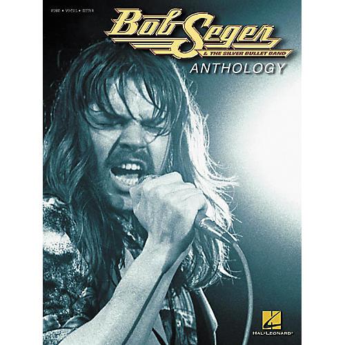 Hal Leonard Bob Seger Anthology Book