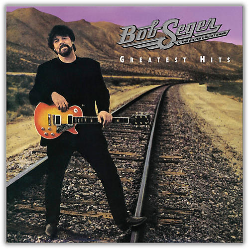 bob seger the silver bullet band greatest hits 2 lp guitar center. Black Bedroom Furniture Sets. Home Design Ideas