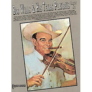 Creative Concepts Bob Wills and His Texas Playboys - Greatest Hits Songboo...
