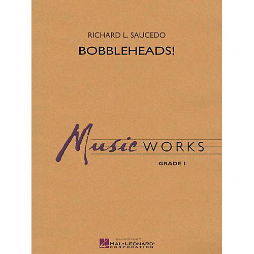 Hal Leonard Bobbleheads! - MusicWorks Grade 1 Concert Band-thumbnail