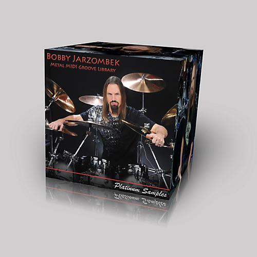 Platinum Samples Bobby Jarzombek Multi-Format MIDI Grooves Library
