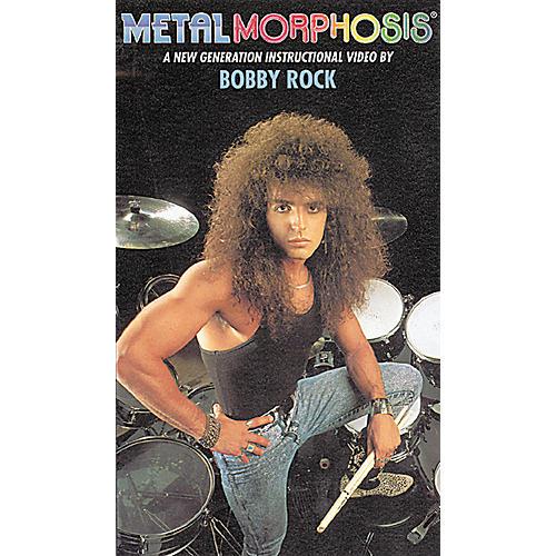 Alfred Bobby Rock Metalmorphosis Video