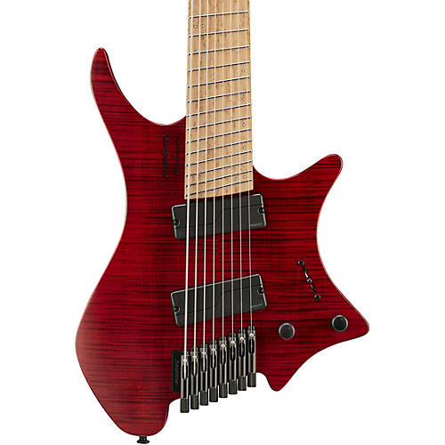 Strandberg boden original 8 electric guitar red guitar for Strandberg boden 7