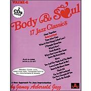 Jamey Aebersold Body & Soul