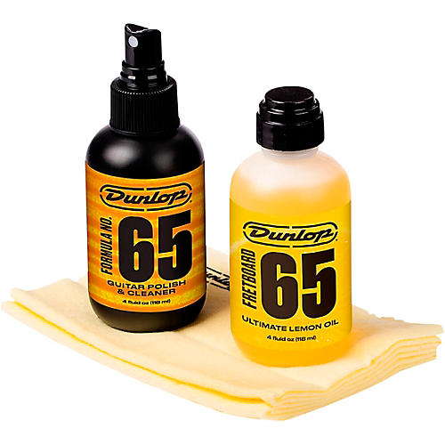 Dunlop Body and Fingerboard Cleaning Kit-thumbnail