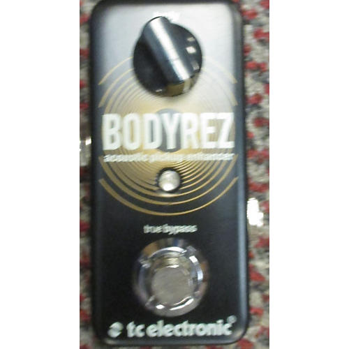 TC Electronic BodyRez Effect Pedal