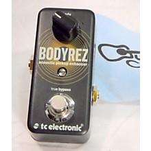 TC Electronic Bodyrez Effect Pedal