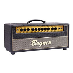 Bogner Shiva Tube Guitar Amp Head with EL34 Power Tubes