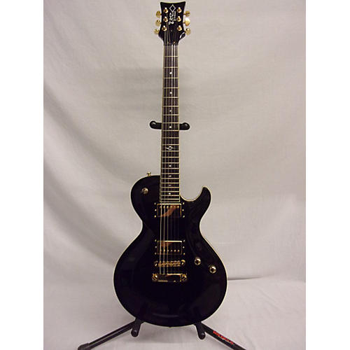 used dbz guitars bolero solid body electric guitar black guitar center. Black Bedroom Furniture Sets. Home Design Ideas