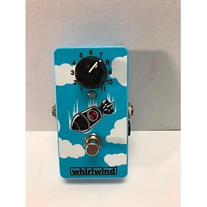 Pre-owned Whirlwind Bomb Effect Pedal by Whirlwind