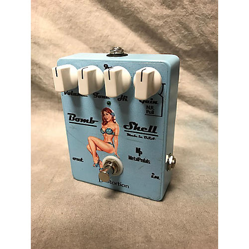 Metal Pedals Bombshell Effect Pedal