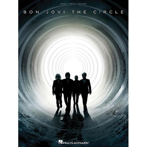 Hal Leonard Bon Jovi - The Circle PVG Songbook
